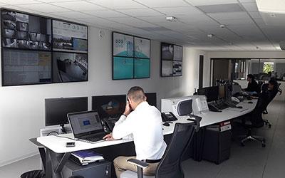 Services de télésurveillance certifiés APSAD P5
