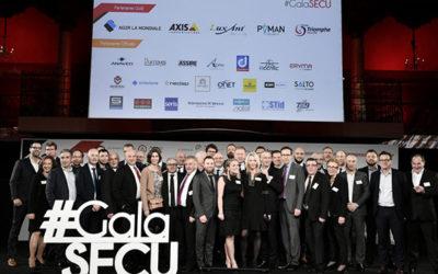Anaveo partenaire du Gala de la sécurité 2019