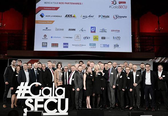 Partenaire Gala de la sécurité 2019