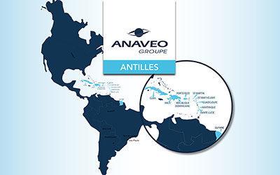 La technologie ANAVEO s'exporte aux ANTILLES