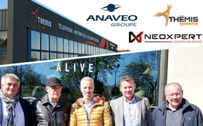 LE GROUPE ANAVEO ACQUIERT THEMIS SYSTEMS