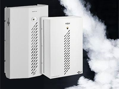 Générateur de brouillard pour al sécurité des débits de tabac