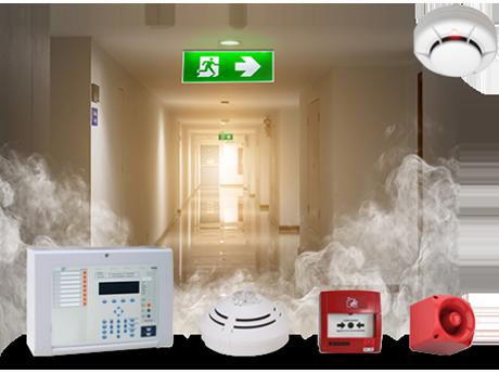 detection incendie materiels fiables