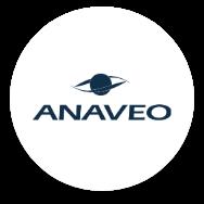 Logo ANAVEO cercle blanc