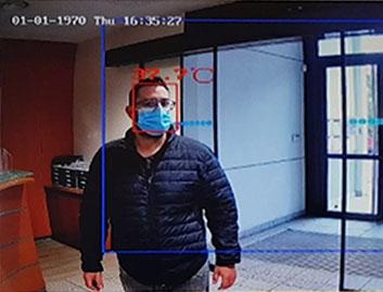 Mesure automatique et sans contact
