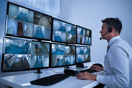 Remote surveillance solution