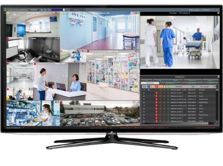 Multivison dans les établissements de santé