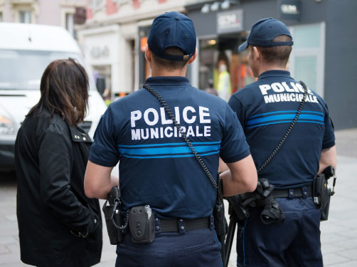 Agents de la Police municipale