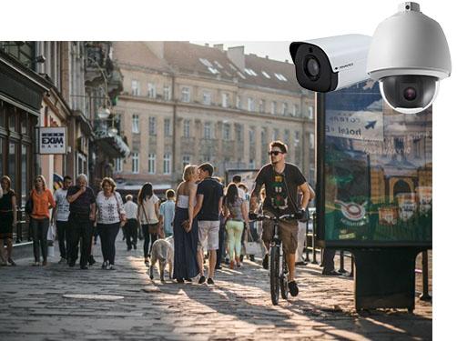 Vidéoprotection en centre ville