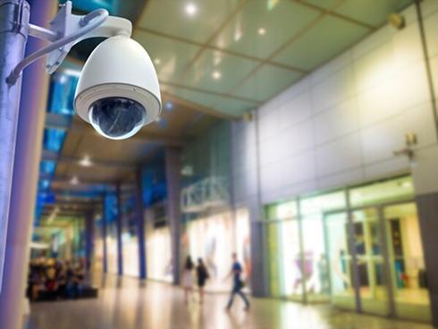 dome videosurveillance intelligente