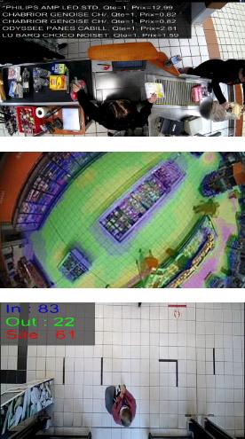 Vidéosurveillance Grande distribution