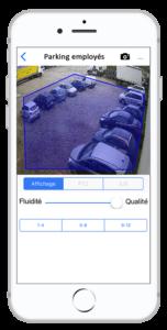 accès système en mobilité - client anaveo Transports Leblanc